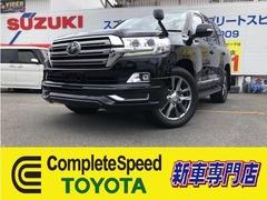 トヨタ ランドクルーザー200 の中古車 4.6 AX 4WD 大阪府高槻市 588.0万円