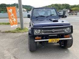 スズキ ジムニー 660 ワイルドウインド リミテッド 4WD 5インチリフトアップ レカロ マフラー