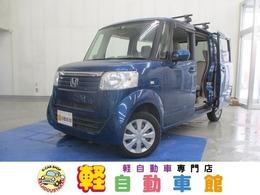 ホンダ N-BOX+ 660 G 4WD ナビTV ABS アイドルSTOP スマキー