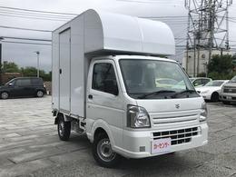 スズキ キャリイ 660 KCエアコン・パワステ 3方開 外部電源 コンセント 換気扇 HDDナビ