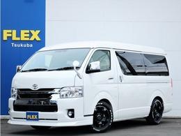 トヨタ ハイエース 2.7 GL ロング ミドルルーフ 内装アレンジVER1.5 17AW ナビ