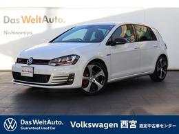 フォルクスワーゲン ゴルフ GTI VW認定中古車 DCCパッケージ ACC RC