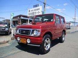 スズキ ジムニー 660 XL 4WD ターボ/Tベルト済/タイヤ新品/ETC