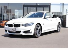 BMW 4シリーズグランクーペ 420i Mスポーツ 当社試乗車・ヘッドアップディスプレイ