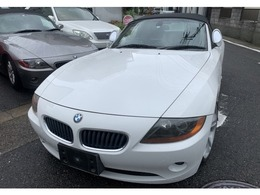 BMW Z4 ロードスター2.5i 黒革 18AW ETC