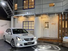スバル レガシィB4 2.5 GT tS 4WD 600台限定車/本州仕入れ/STIフルエアロ