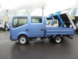 積載1250kg・Wキャブ車・車両総重量3540kg