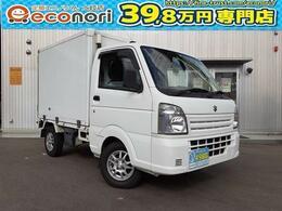 スズキ キャリイ 660 保冷車 冷凍冷蔵車 設定温度-5℃~30℃