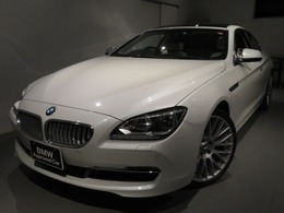 BMW 6シリーズ 640i アイボリーレザープラスP20インチアロイ