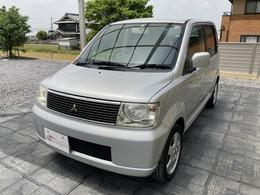 三菱 eKワゴン 660 M 1オーナー・禁煙車・キーレス・純正アルミ