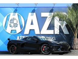 シボレー コルベット C8 スティングレー 3LT 新車並行車 Z51パフォーマンスPKG