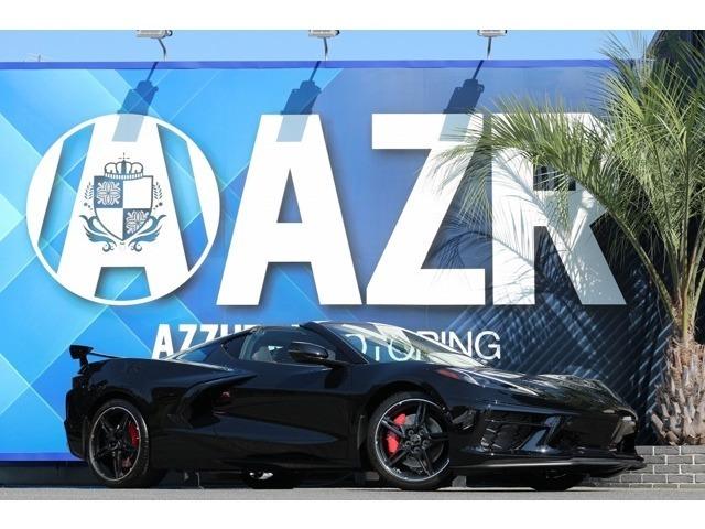 2020y シボレーコルベット C8 3LT 新車並行車 国内未登録 Z51パフォーマンスPKG デュアルルーフPKG ハイウイングスポイラー カスタムレザーステッチ 遂に入庫しました!!