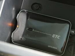 【ETC車載器】搭載車!当店でセットアップが可能ですので、ご納車当日からご使用が可能です!高速道路料金のお支払いが楽々です!