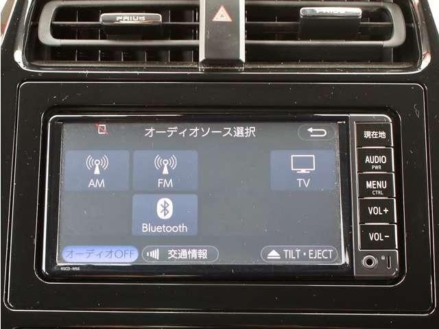 ☆純正ナビ☆ ワンセグTV・SD・CD/DVD再生・AM/FMラジオ・Bluetooth対応!
