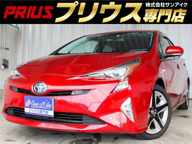 ☆前期型・平成30年車・グレード Aツーリングセレクション・走行距離約36,000km・エモーショナルレッド☆