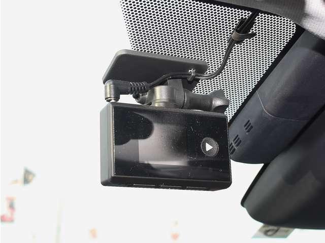 ☆ドライブレコーダー☆今話題のオプションです!あおり運転など、何かあった場合に証拠が残せます!