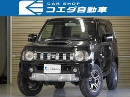 スズキ ジムニー 660 クロスアドベンチャー 4WD エアコン・パワステ・ETC