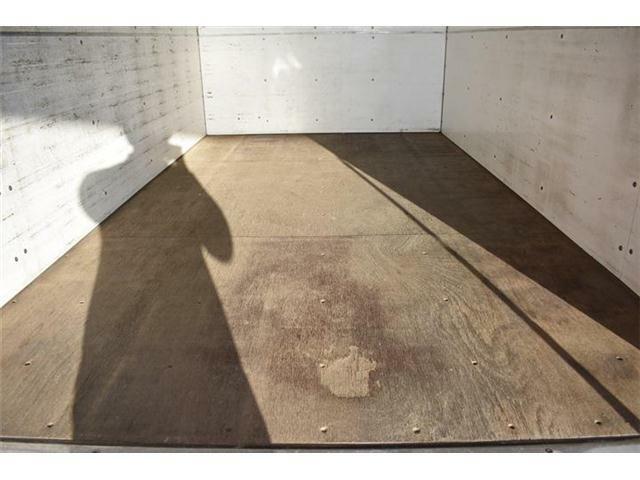 ■荷台床も綺麗です■