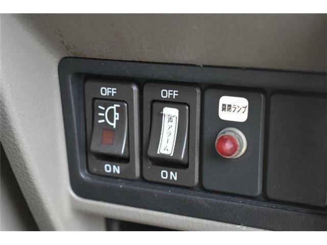 ■車内からスイッチ操作できます■