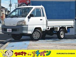 トヨタ タウンエーストラック 1.8 DX シングルジャストロー スチールデッキ 三方開 マニュアル5速