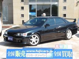 トヨタ チェイサー 2.5 ツアラーV TRDスポーツ 純正5速MT 柿本改マフラー