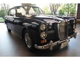 輸入車その他 TE21パークウォード・サルーン 1965年製 総生産台数352台中1台