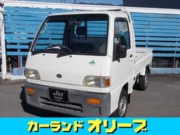 スバル サンバートラック JA パートタイム 4WD 5速 ドア吊りテェーン 荷台マット