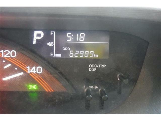 走行距離62989キロ。