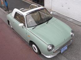 日産 フィガロ 1.0 幌張替済み・走行64000キロ・全塗装済み