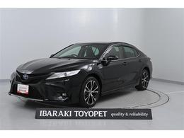 トヨタ カムリ 2.5 WS レザーパッケージ