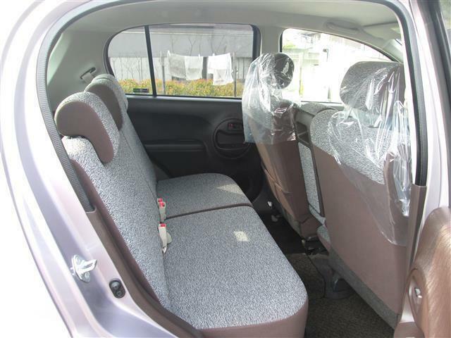 ◎車内は清潔感がありますね!!