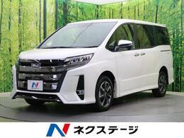 トヨタ ノア 2.0 Si WxBIII 4WD 登録済未使用 衝突軽減装置 両側パワスラ