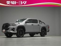 トヨタ ハイラックス 2.4 Z ブラック ラリー エディション ディーゼルターボ 4WD