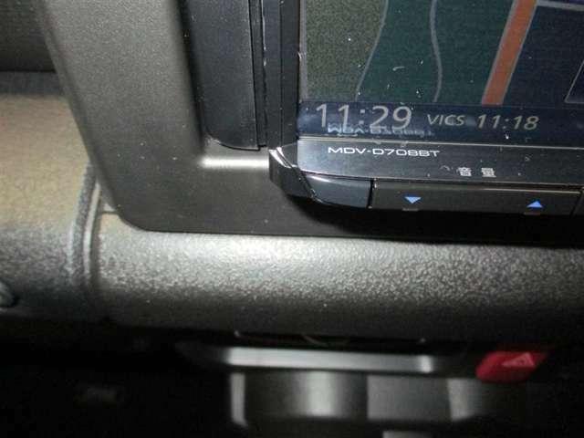 社外SDメモリーナビケンウッドMDV-D708BT