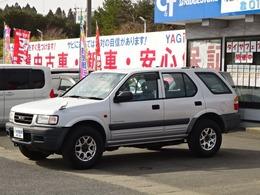 いすゞ ウィザード 3.0 タイプS ディーゼルターボ 4WD 社外アルミ ABS