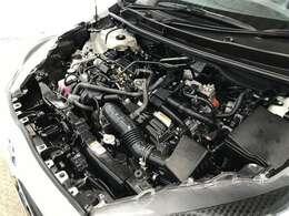 【エンジンルームもリフレッシュ】 トヨタ高品質U-Car洗浄『まるごとクリーニング』専用工場にて施工済みです♪