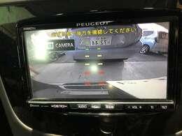 ●バックモニター&コーナーセンサー装備済みですので、後方確認や車庫入れも安全・快適です☆