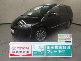 トヨタ エスティマ 2.4 アエラス LED 電動スライド(両側) ワンオ-ナ-