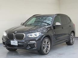 BMW X3 M40d ディーゼルターボ 4WD G21AW黒革ベンチレーションH&Kサラウンド