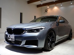 BMW 6シリーズグランツーリスモ 640i xドライブ Mスポーツ 4WD 正規ディーラー車 リアエンターテイメント