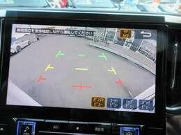 こちらも人気のアルパイン11型メモリーナビ搭載♪ 大画面のモニターが魅力的です♪ ガイド線付バックカメラで駐車も安心ですね♪