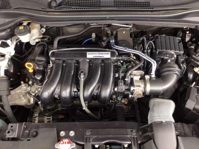DOHCエンジン搭載で、力強い走りを体感下さい。