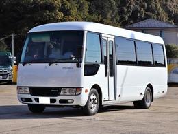 三菱ふそう ローザ マイクロバス 29人乗り 自動ドア TPG-BE640G