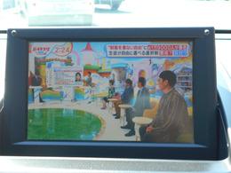 ★純正HDDナビに画質がきれいなフルセグTV付き