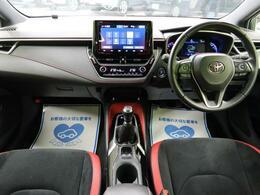 ◆【H30年式カローラスポーツ入庫いたしました!!】メーカーオプション多数搭載!走行性能の高いお車になります!!