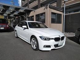 BMW 3シリーズ 318i Mスポーツ 当社買取車 純正ナビカメラ  ETC