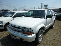 シボレー ブレイザー の中古車 4WD 北海道帯広市 18.0万円