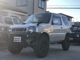 スズキ ジムニー 660 XG 4WD リフトUP 外バンパー 外マフラー