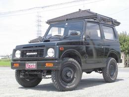スズキ ジムニー 660 サマーウインド リミテッド 4WD ターボ 4WD クロカン バン