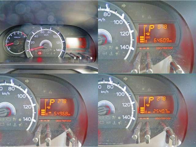 走行距離は64,609kmです!長く乗るにはピッタリな1台です!!
